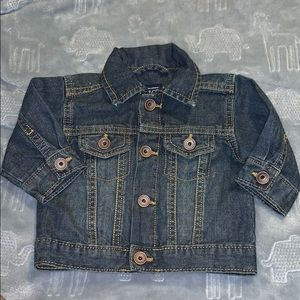 Children's Place Jackets & Coats - Baby Boy Denim Jacket